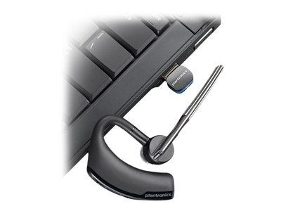 Plantronics Voyager Legend UC (B235-M) Wireless Bluetooth Headset -Microsoft Lync/Skype for Business
