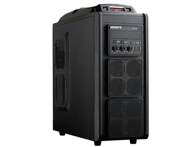 Gigabyte GZ-G3 Plus Gaming Case with 2 Front Fans