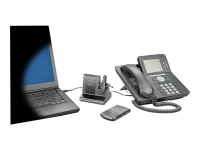 Plantronics Savi 700 Series - W730M Wireless UC Headset - Triple Connectivity & Microsoft Lync
