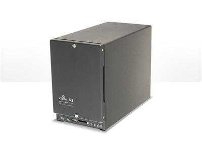 ioSafe N2 2-Bay Fireproof & Waterproof NAS
