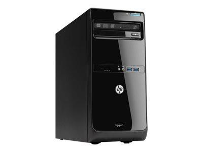 HP P3500 MT Intel Core i5-3470 500GB 4GB DVDRW W8 Pro