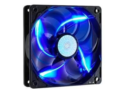 CoolerMaster SickleFlow 120 Blue LED Fan - 120mm, 2000RPM