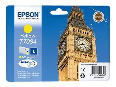 Epson WP4000/4500 Toner Cartridge - Yellow