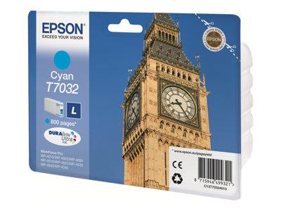 Epson WP4000/4500 Toner Cartridge - Cyan