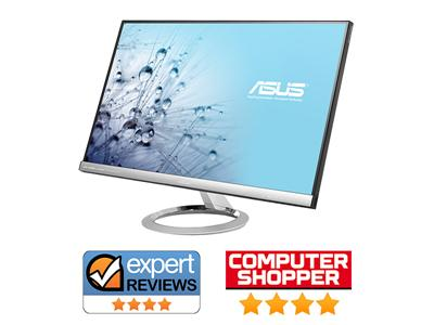 "Asus MX279H 27"" LED IPS Monitor 1920x1080 VGA Dual HDMI"