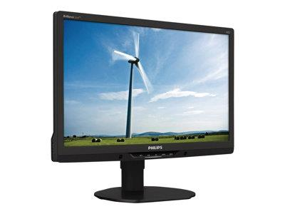 "Philips 21.5"" Brilliance LED backlight LCD monitor PowerSensor Black"