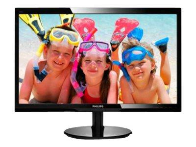 "Philips 24"" LCD Monitor with SmartControl Lite"