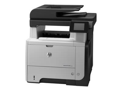 HP LaserJet Pro M521dw Mono Laser Multifunction Printer