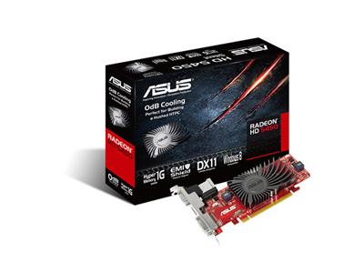 Asus AMD Radeon 5450 HD 650MHz PCI-Express 2.1 HDMI V2