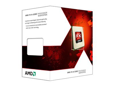 AMD FX-6350 AM3+ 4.2GHz 14MB 125W Vishera Unlocked Six Core Processor