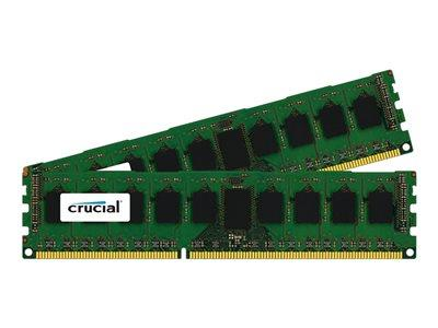 Crucial 16GB KIT (8GBX2) DDR3 1600 MT