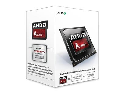 AMD A10-6700 4.3GHz FM2 4MB Quad-Core Processor, Richland Core, AMD Radeon HD 8670D