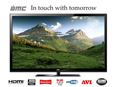 "Best Value UMC 39"" LED Full HD Freeview TV"