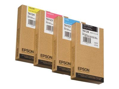 Epson Singlepack Yellow T612400 220 ml