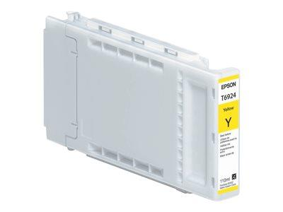 Epson Singlepack UltraChrome XD YellowT692400(110ml)