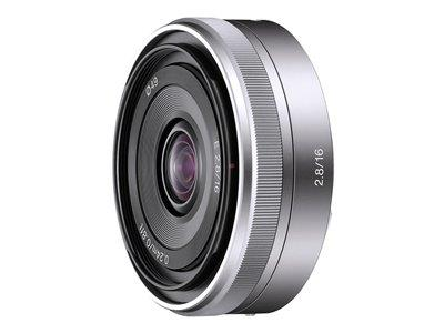 Sony 16mm f/2.8 Pancake Lens for E Mount for NEX
