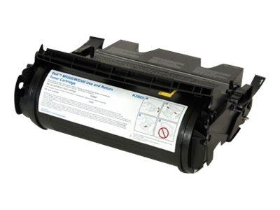 Dell 5210/5310N Standard Capacity Use & Return Black Toner 10K