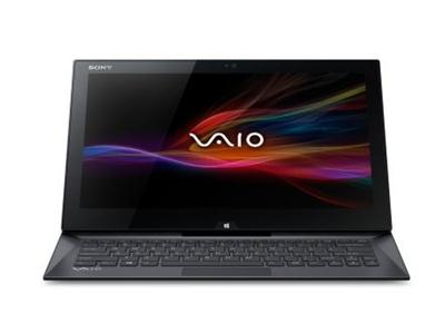 "Sony VAIO DUO 13.3"" Touch Core i7-4500U 8GB 256SSD Win8 Pro - Black"
