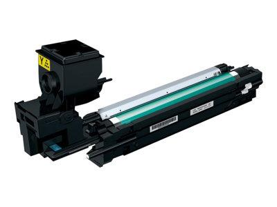 Konica MC3730 High Capacity Yellow Toner 5K