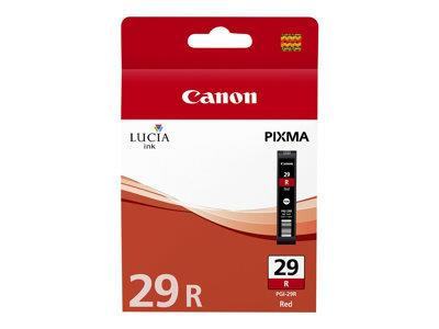 Canon PGI-29R - Ink tank - 1 x red