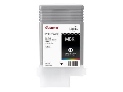 Canon Matte Black Ink Tank 130ml (Pigment ink)
