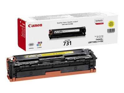 Canon 731 Yellow Cartridge