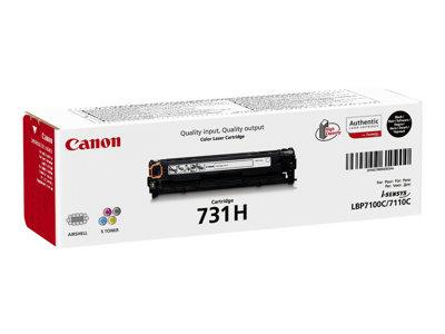 Canon 731 High Cap Black Cartridge