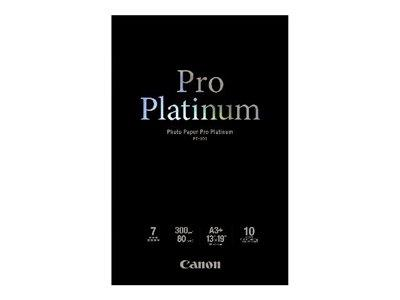 Canon Photo Paper Pro Platinum - Photo paper - 100 x 150 mm