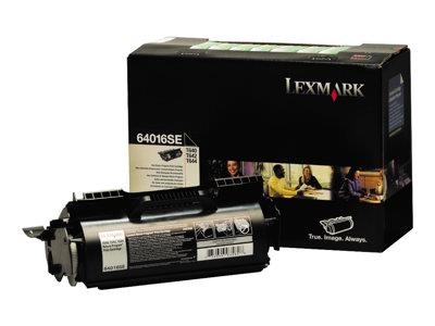 Lexmark LEX 6K Return Program Print Cartridge