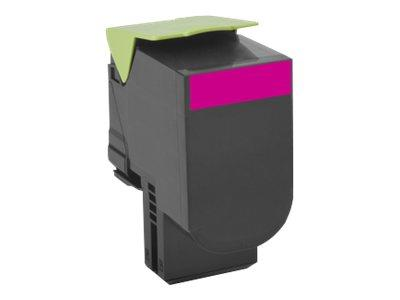 Lexmark 702M Return Program Magenta Toner