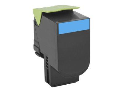Lexmark 802C Return Program Cyan Toner