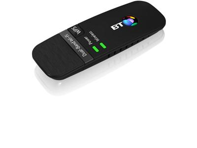 BT Dual-Band Wi-Fi Dongle 600