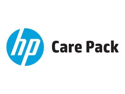 HP Care Pack Pick-Up and Return Service Extended Service Agreement Parts and Labour 3 Years