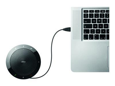 Jabra SPEAK 510+ MS Speakerphone with Nano Dongle