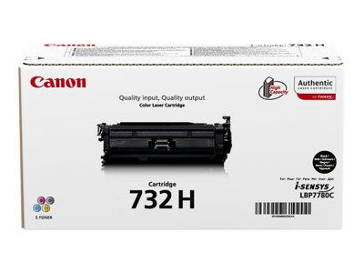 Canon 732 High Capacity Black Toner