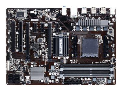 Gigabyte 970A-DS3P AM3+ AMD 970 DDR3 ATX