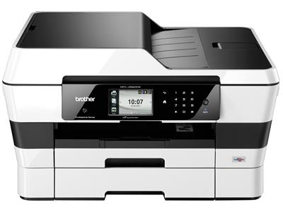 Brother MFC J6920DW A3 Colour Inkjet All-in-One Printer with Duplex, Fax, Paper Tray and Wireless