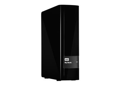 WD 4TB My Book USB 3.0 Desktop Hard Drive