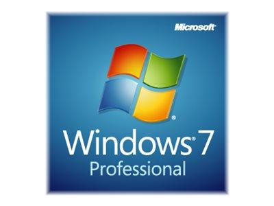 Microsoft Windows 7 Profesional OEM DSP OEI LCP Service Pack 1 32-bit