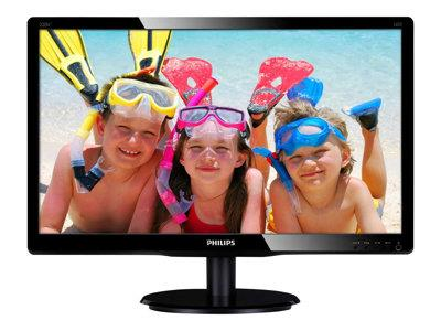 "Philips 22"" LED 1680 x 1050 Monitor 16:10 1000:1 Vesa 100 x 100"