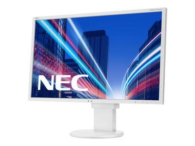 "NEC MultiSync EA294WMi 29"" 2560x1080 DVI HDMI DisplayPort USB LED Monitor White"