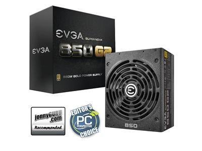 EVGA 850W SuperNOVA Gold PSU