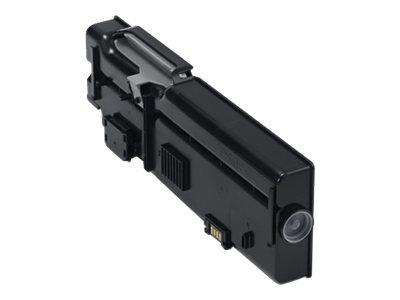 Dell C2660DN/C2665DNF Black Toner 1.2k Yield