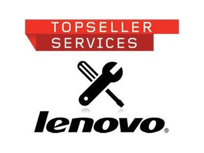 Lenovo TopSeller ePac Onsite Warranty - extended service agreement - 3 years NBD on-site