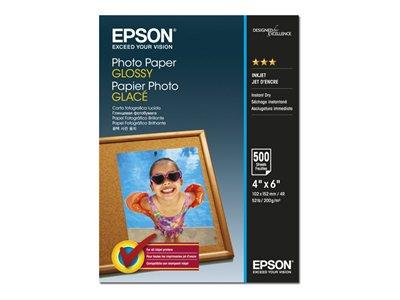 Epson Glossy Photo Paper 200 Sheets