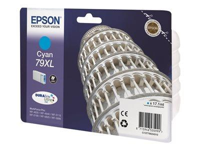 Epson 79XL Cyan Ink Cartridge