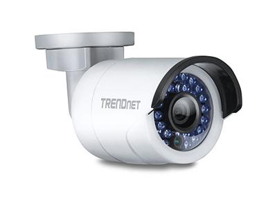 TRENDnet Outdoor 3MP Full HD PoE Day/Night Network Camera