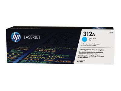 HP 312A Cyan Toner Cartridge