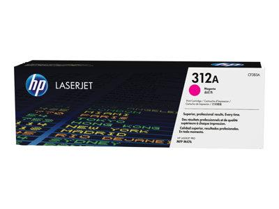 HP 312A Magenta Toner Cartridge