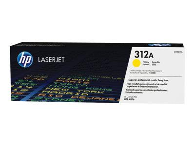 HP 312A Yellow Toner Cartridge